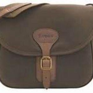 Barbour Bags - Waxed Cartridge Bag